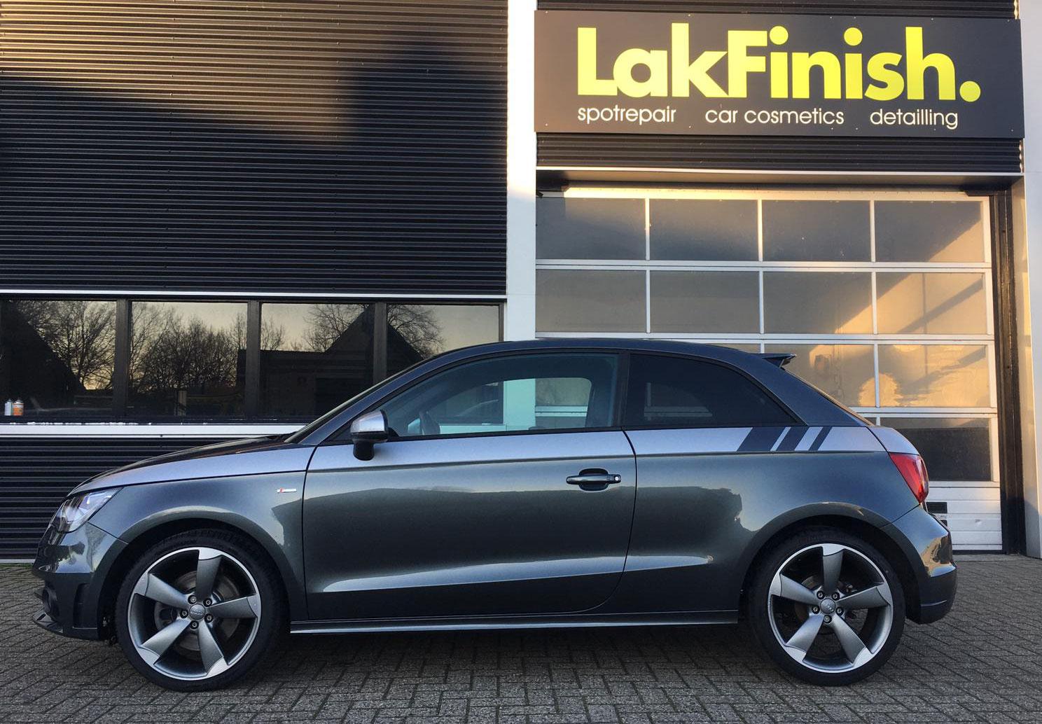 Stoeprand schade herstel voor Audi A1